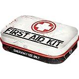 Nostalgic-Art - Nostalgic Pharmacy First Aid - Pillendose - 4x6x1