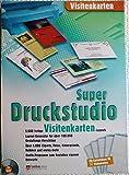 Super-Druckstudio Visitenkarten -