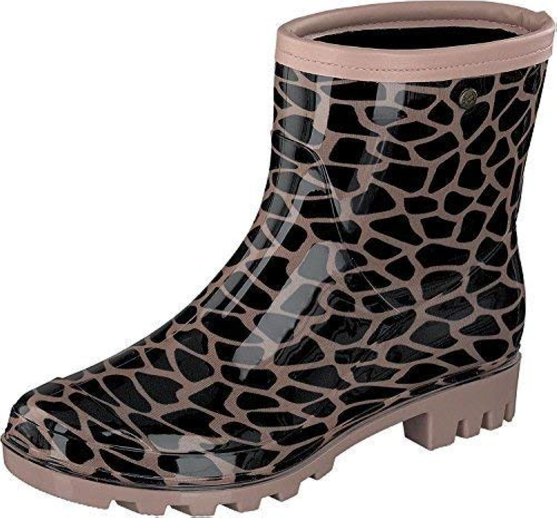 Gosch Shoes Sylt - Bottes Femmes Demi-Botte Bottes - en Caoutchouc 7101-501 Reptile en 2 CouleursB01KA1E2OSParent 3e775d