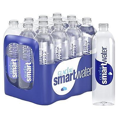 Glacéau Smartwater, 12 x 600 ml