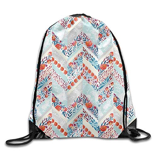 Setyserytu Sporttasche mit Kordelzug, Sportrucksack, Reiserucksack, Drawstring Bag Gym Bag Travel Backpack, Stylish Skull, Best Gym Backpack for Teen Kids pic9 (Schuhe Skull Kids)