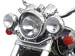 Barre support de phare additionnel Fehling Honda F6C Valkyrie 96-03