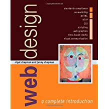 Web Design: A Complete Introduction by Nigel Chapman (2006-12-15)