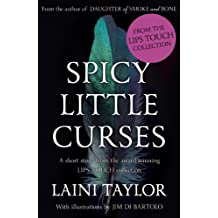 Spicy Little Curses Such as These: An eBook Short Story from Lips Touch