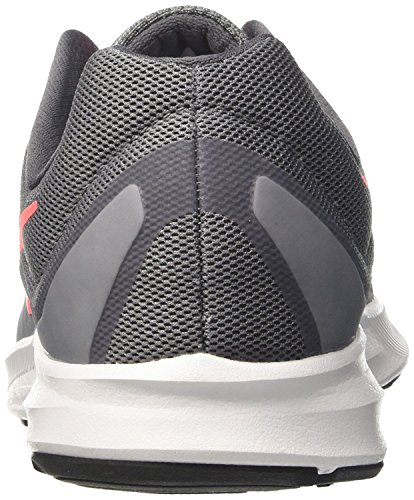Nike Damen Downshifter 7 Laufschuhe, Weiß/Rosa Grey Lava Glow Dark Grey White
