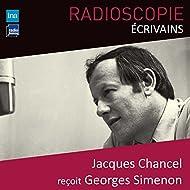Radioscopie (Écrivains): Jacques Chancel reçoit Georges Simenon