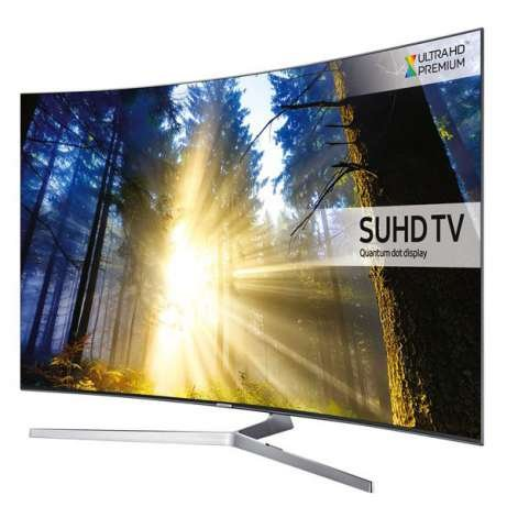 Samsung 139.7 cm (55 inches) UA55KS9000 4K UHD LED Smart TV (Black)