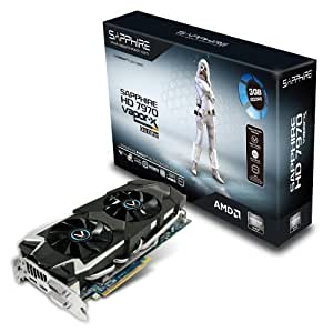 Sapphire 11197-12-40G Carte graphique AMD Radeon HD 7970 3 Go PCI-Express 16x