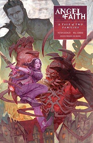 (Angel and Faith Season 10 Volume 5: A Tale of Two Families (Angel & Faith) (English Edition))