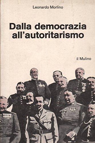 Dalla democrazia all'autoritarismo