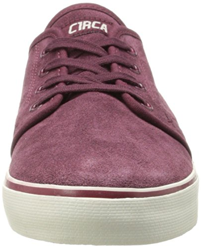 C1RCA DRIFTER, Sneakers basses mixte adulte Rouge - Rot (OXWW/ OXBLOOD WINTER WHITE)