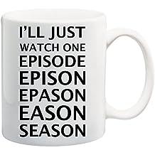 I 'll solo Reloj de un Episodio.. camiseta Taza