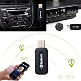 A2Z Shop Car Bluetooth Compatible For Fiat Linea Classic Car Bluetooth Connector kit Player car bluetooth Dongle Car bluetooth Adapter 3.5mm Jack car