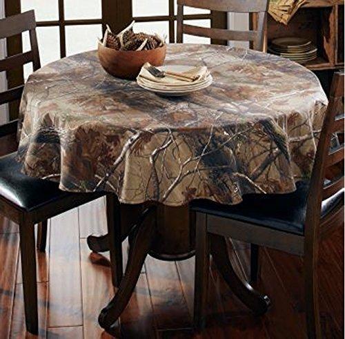 Design importen Realtree AP Baumwolle Tischdecke Camouflage Print, baumwolle, camouflage, 56