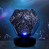 LED Star Master Night Light LED Étoile Projecteur Lampe Sky Projection Cosmos LED...
