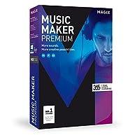 Music Maker – 2017 Premium Edition – Logiciel de musique: enregistrez, éditez et remixez votre musique