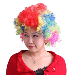 HDE® Clown Costume Wig