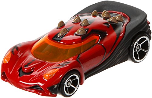 Hot Wheels Star Wars Darth Maul Character Car by Mattel