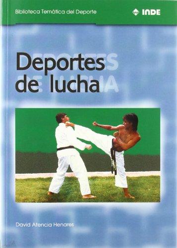 Deportes de Lucha por David Atencia Henares