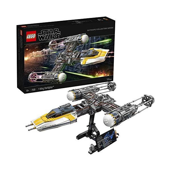 Lego Star Wars - Starfighter 1 spesavip