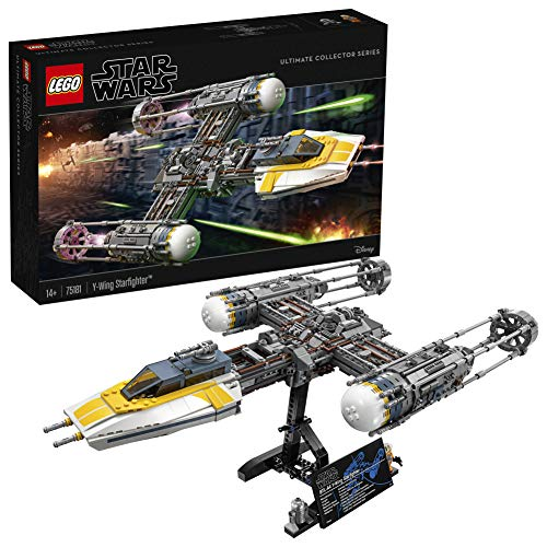 LEGO Star Wars 75181 en Y Wing Starfighter