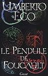 Le Pendule De Foucault par Eco