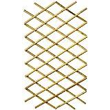 Nature Garten-Rankgitter Rankzaun Rankhilfe Spalier 100x200 cm Bambus 6040722