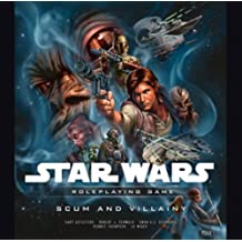 Scum and Villainy (Star Wars Roleplaying Game) by Gary Astleford (2008-11-18)