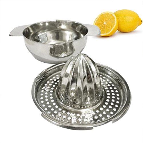 zitrone presse edelstahl Orange Handpresse Commercial Pro Handbuch Citrus Fruit Zitrone Lemon Juicer Saftpresse