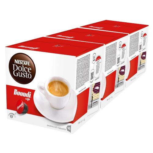 Nescafe Dolce Gusto Caffè Buondì Nescafe 48 Capsule Dolce Gusto