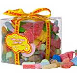 Sour & Fizzy Sweets Gift Cube - The Perfect Birthday Gift