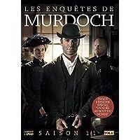 Les Enquêtes de Murdoch - Intégrale saison 11 - Vol. 1