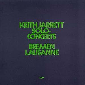 Solo Concerts: Bremen and Lausanne