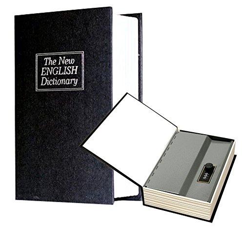 Buchtresor Buchsafe Buchattrappe Geheimfach Geheimversteck hohles Buch Book Safe (Small)