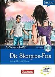 lextra deutsch als fremdsprache daf lernkrimis sirius ermittelt a1 a2 die skorpion frau. Black Bedroom Furniture Sets. Home Design Ideas