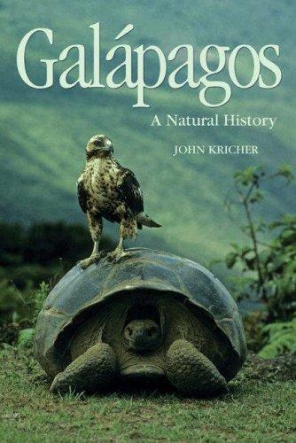 Galápagos: A Natural History por John Kricher
