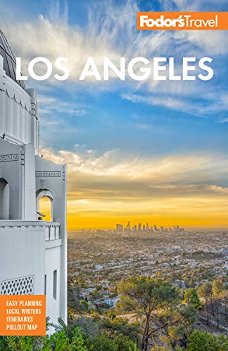 Fodor's Los Angeles: with Disneyland and Orange County (Full-color Travel Guide) (English Edition)