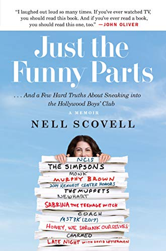 Just the Funny Parts por Nell Scovell