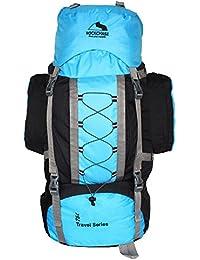 21940e0ebd Rockchase 75 Liter Backpack Rucksack for Hunting Shooting Camping Hiking  Traveling