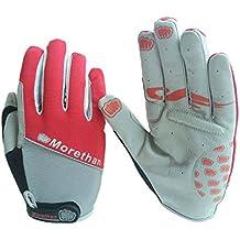 Contever® 1 Par Guantes de Equitación Ciclismo - Completo Dedos Guantes / Bicicleta Senderismo Gloves Para Hombres al Aire Libre