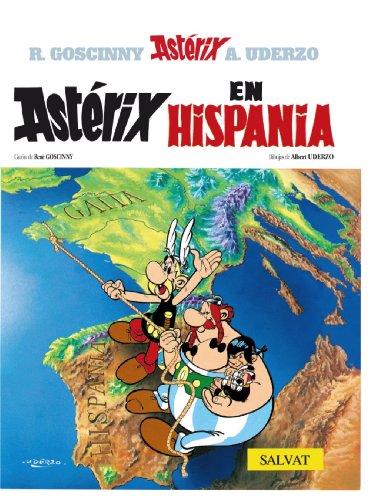 Astérix en Hispania (Castellano - A Partir De 10 Años - Astérix - La Colección Clásica) por Albert Uderzo