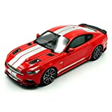 GT Spirit Ford Shelby Mustang GT Coupe Rot mit Silber ab 2015 Nr 149 1/18 Modell Auto