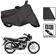 ARNV Universal Body Cover with Mirror Pockets for Bike (Green)