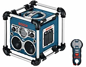 Radio chargeur de chantier GML 24 V BOSCH