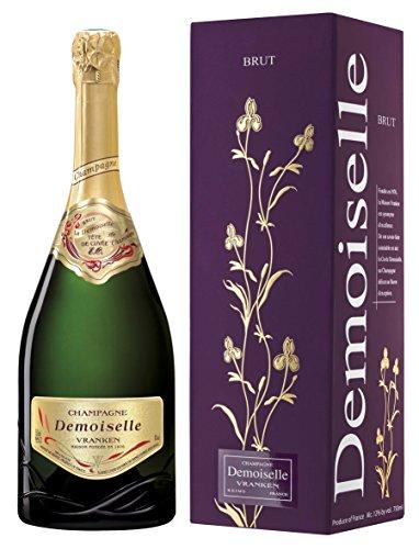 Champagne Demoiselle EO Tête de Cuvée - 75 cl - Sous étu
