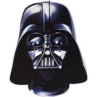 shoperama Star Wars Party de máscara de Alta de Llamas Máscaras de Cartón Funny cartón Chewbacca
