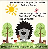 Vol:1. Bedtime Stories for Children 2-5 years old to help them sleep. Audio CD. 3 magical stories lasting over 1 hour Contains music and sound effects to get your child's attention. Designed to help kids fall into a gentle peaceful sleep. Perfect for long journeys