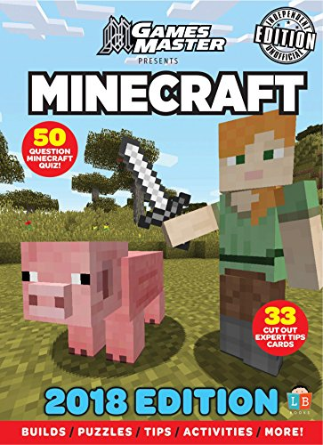 Minecraft by Gamesmaster 2018 (Annual 2018)