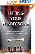 #10: Hitting Your Funny Bone: Writing Stand-up Comedy, And Other Things That Make You Swear