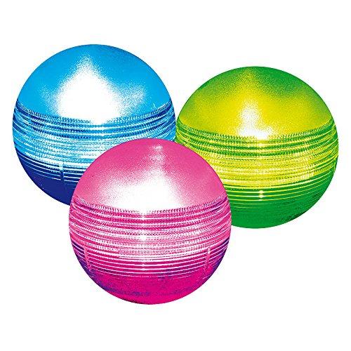 Heissner SL303-00Solar Bälle-Mehrfarbig (Pack von 3)